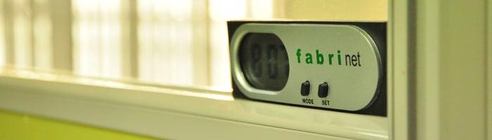 A Fabrinet device.