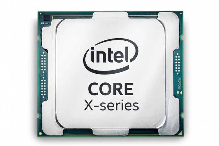 An Intel Core X processor.