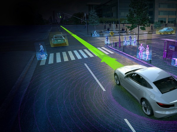 NVIDIA Self-Driving Cars