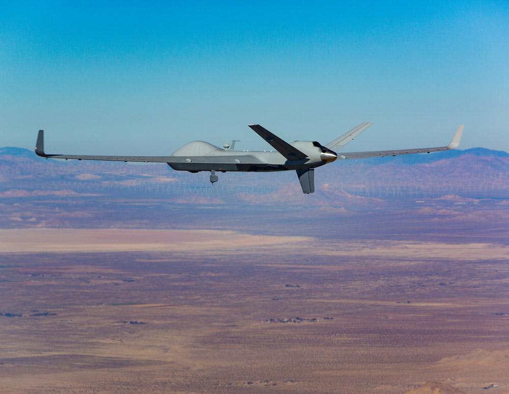 MQ-9B Sky Guardian UAV