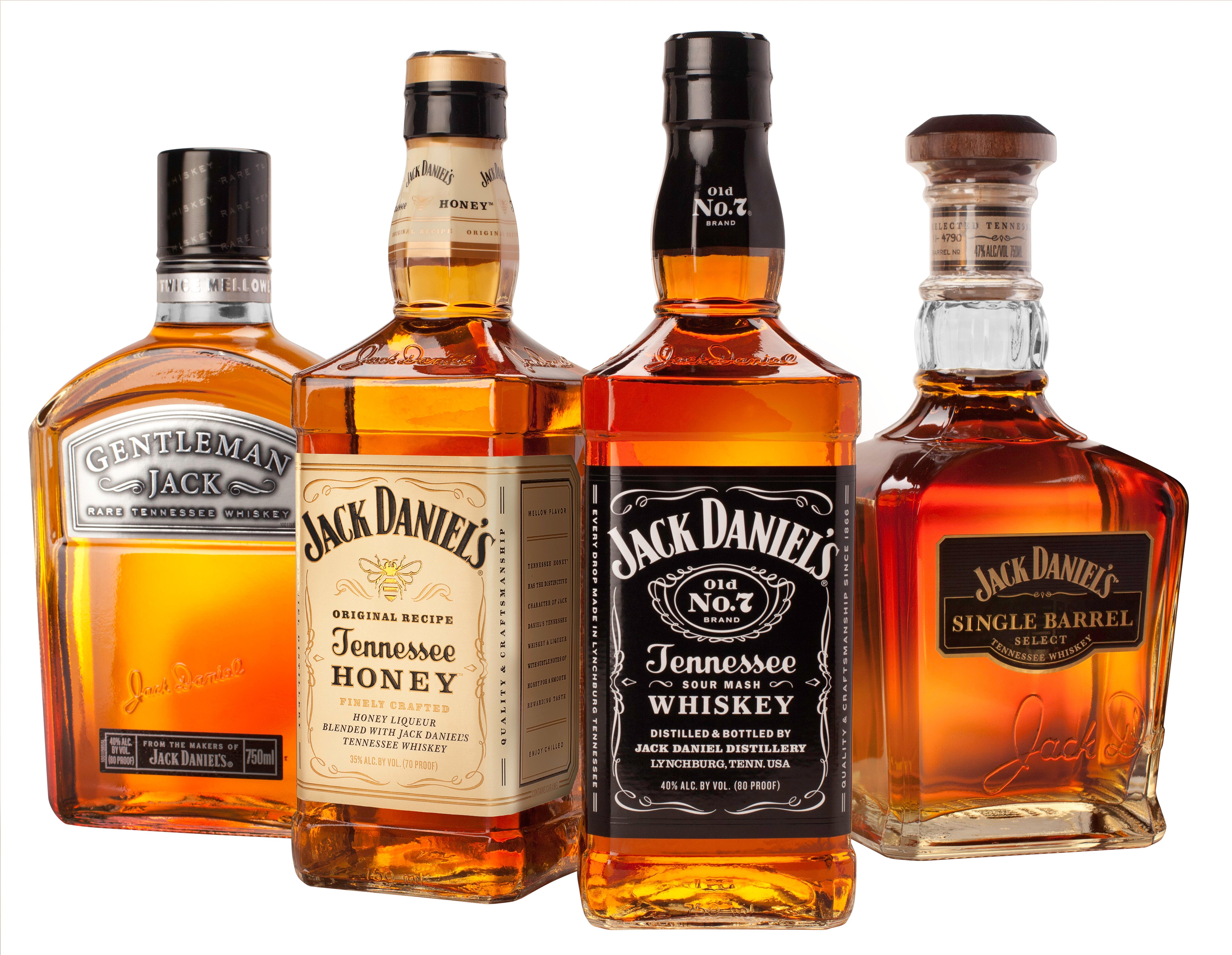 The Jack Daniel's family of brands