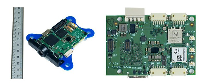 Qualcomm's Snapdragon Flight board for drones.