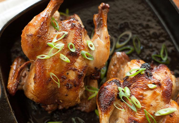 Whole Foods Market prepared chicken