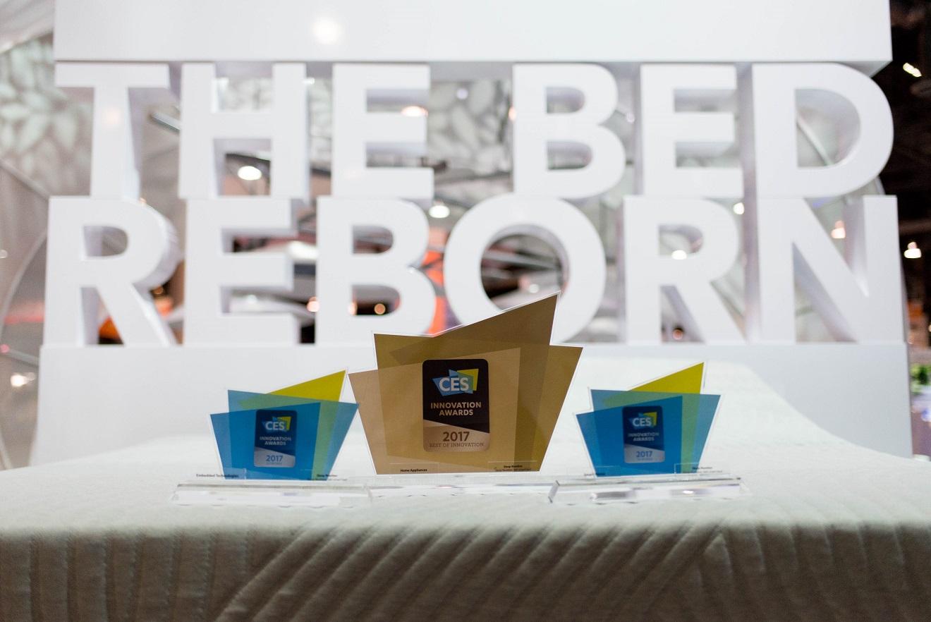 Select Comfort awards.
