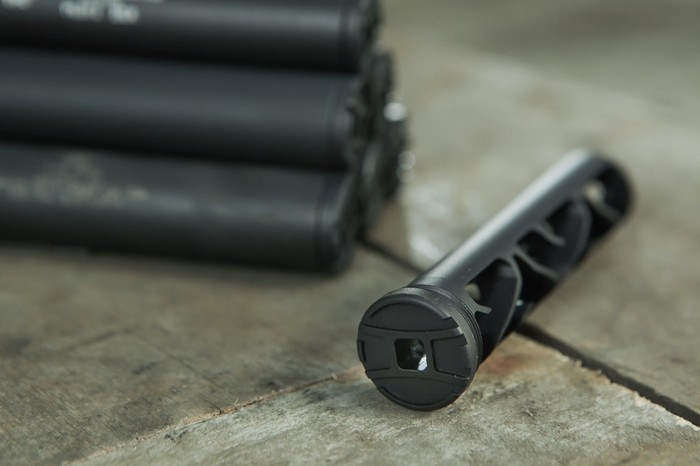 Gemini Technologies silencer core