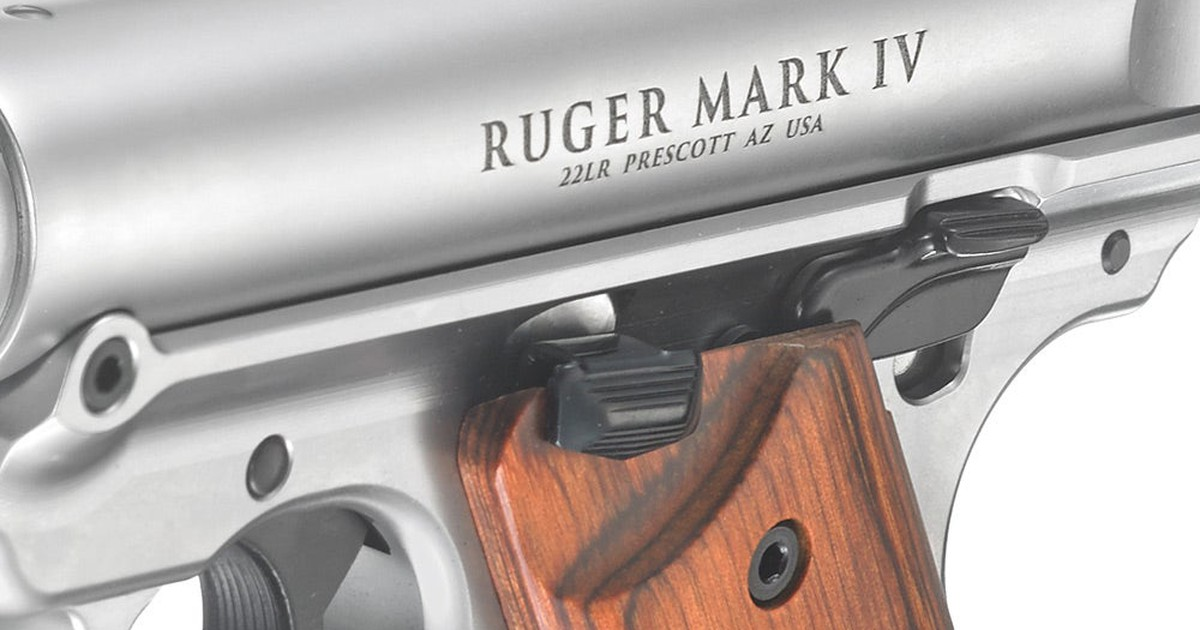 12 Things You Didn't Know About Sturm, Ruger & Company, Inc
