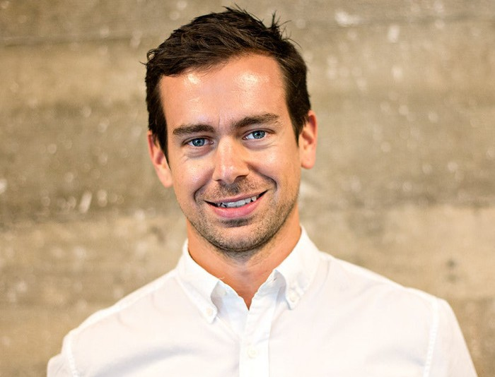 Picture of Jack Dorsey.