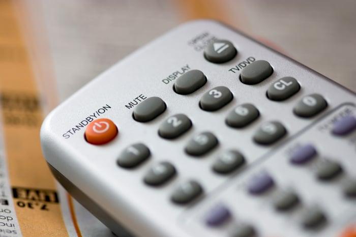 A cable remote