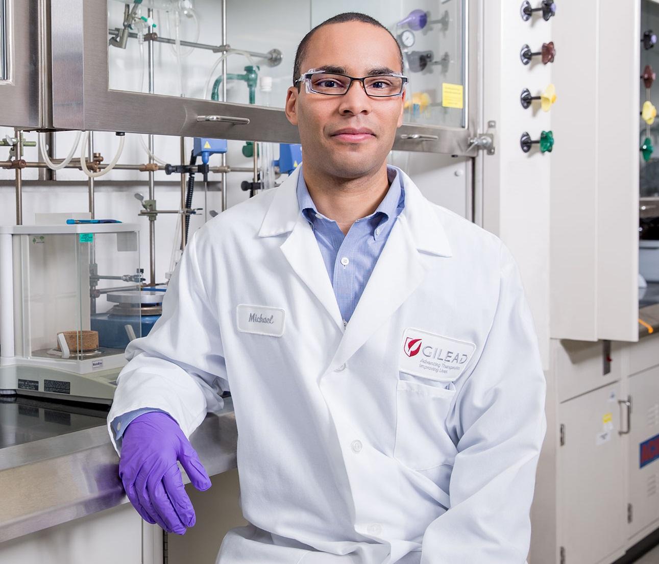 Gilead researcher.