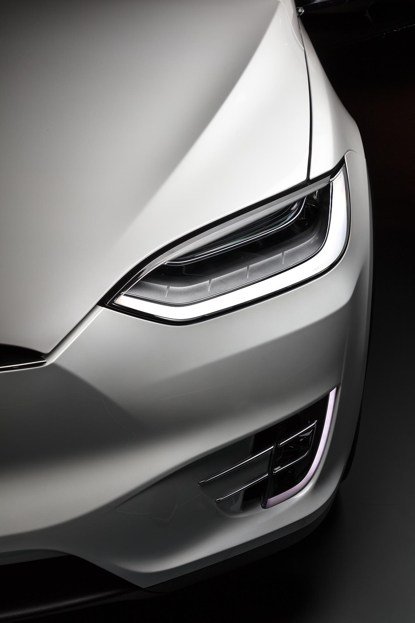 Model X headlight