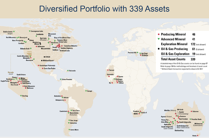A portfolio of properties spanning five continents.