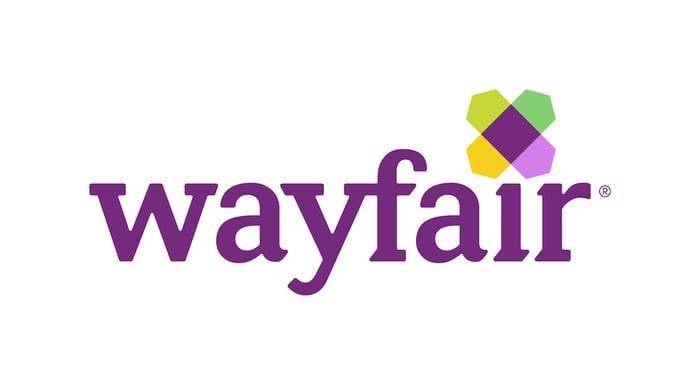 The Wayfair logo.
