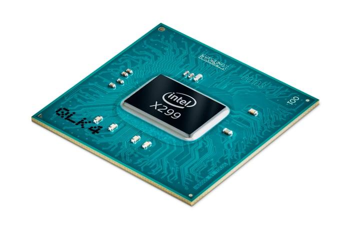 An Intel chipset.