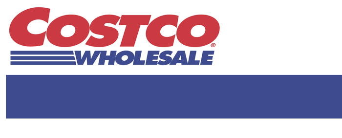 Costco logo.