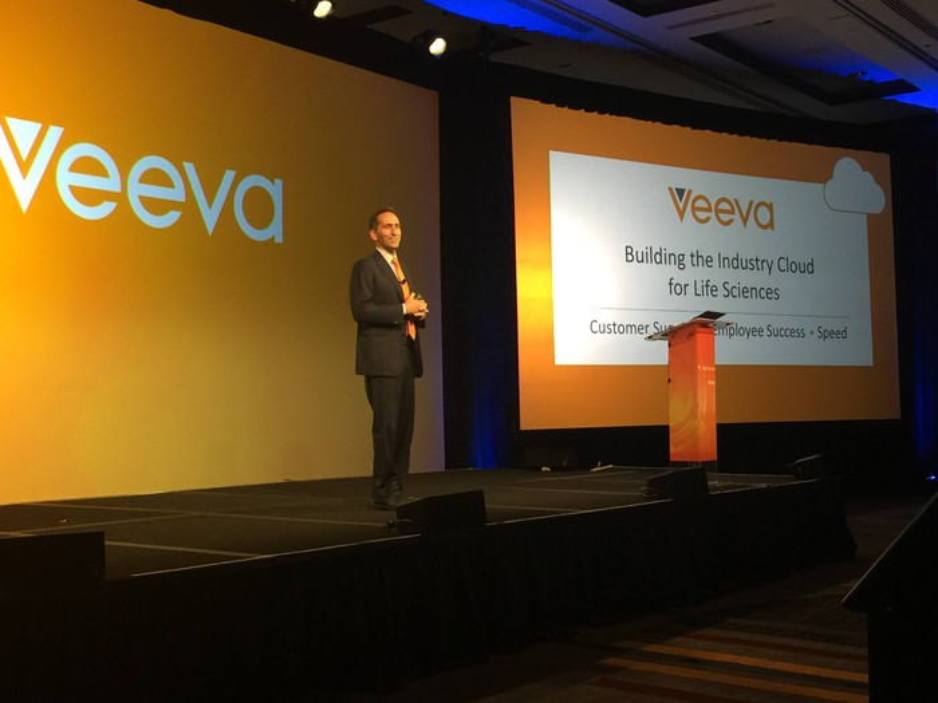 Veeva Systems CEO presentation