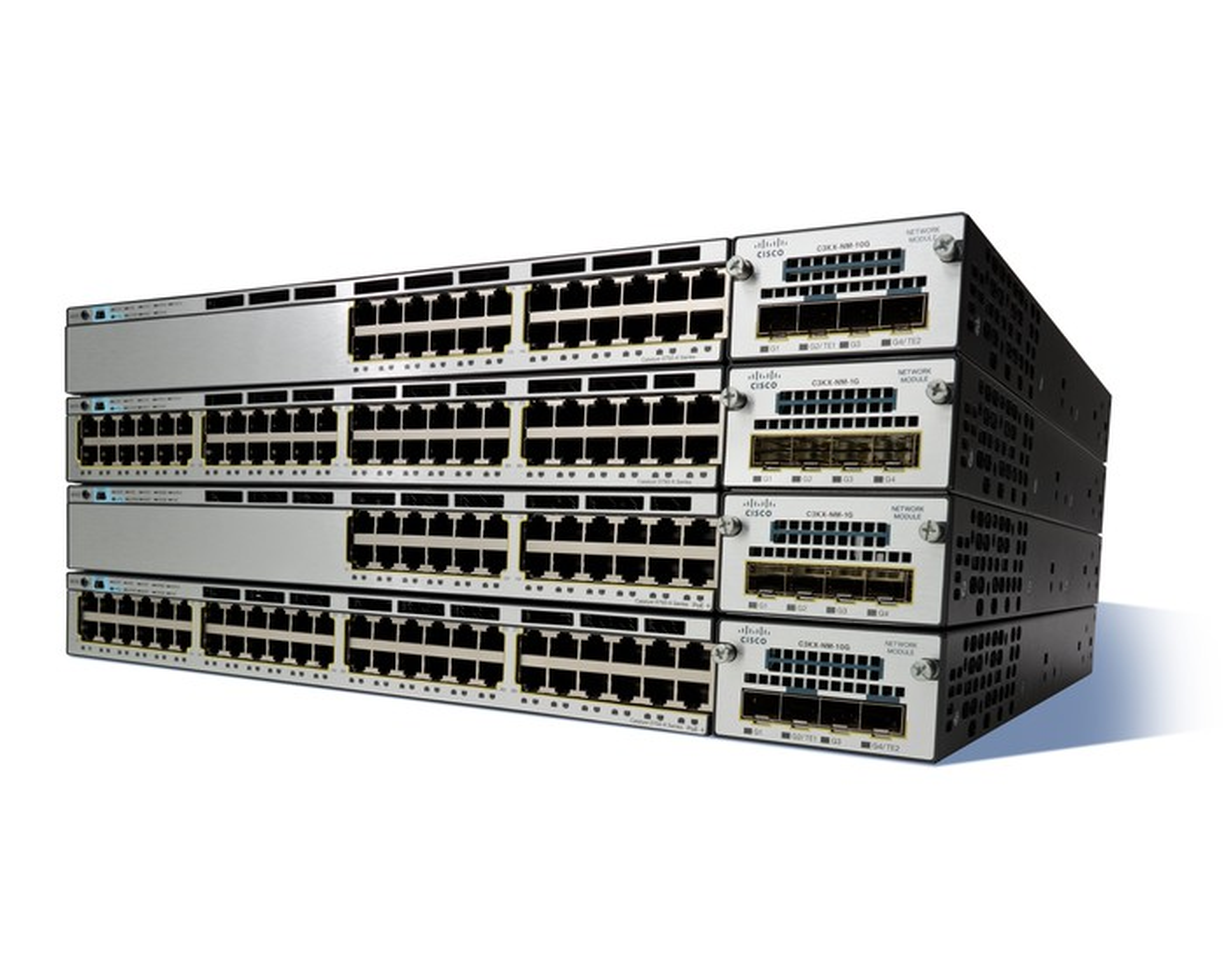 Cisco Catalyst switches.