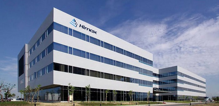 Himax's offices in Taiwan.