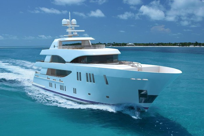 Yacht from MarineMax's inventory.