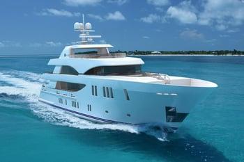 HZO yacht