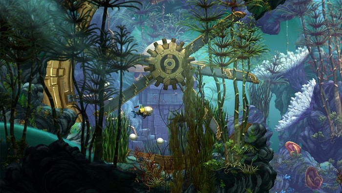 "Insomniac Games' ""Song of the Deep""."
