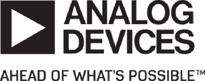 Analog Devices' logo.