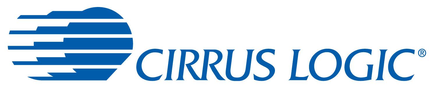 Cirrus Logic's logo.