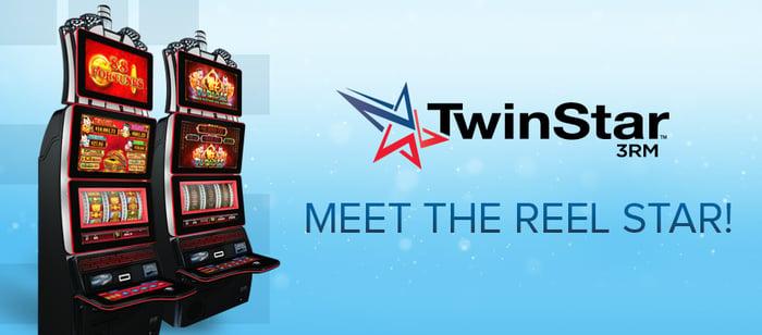 Scientific Games TwinStar gaming