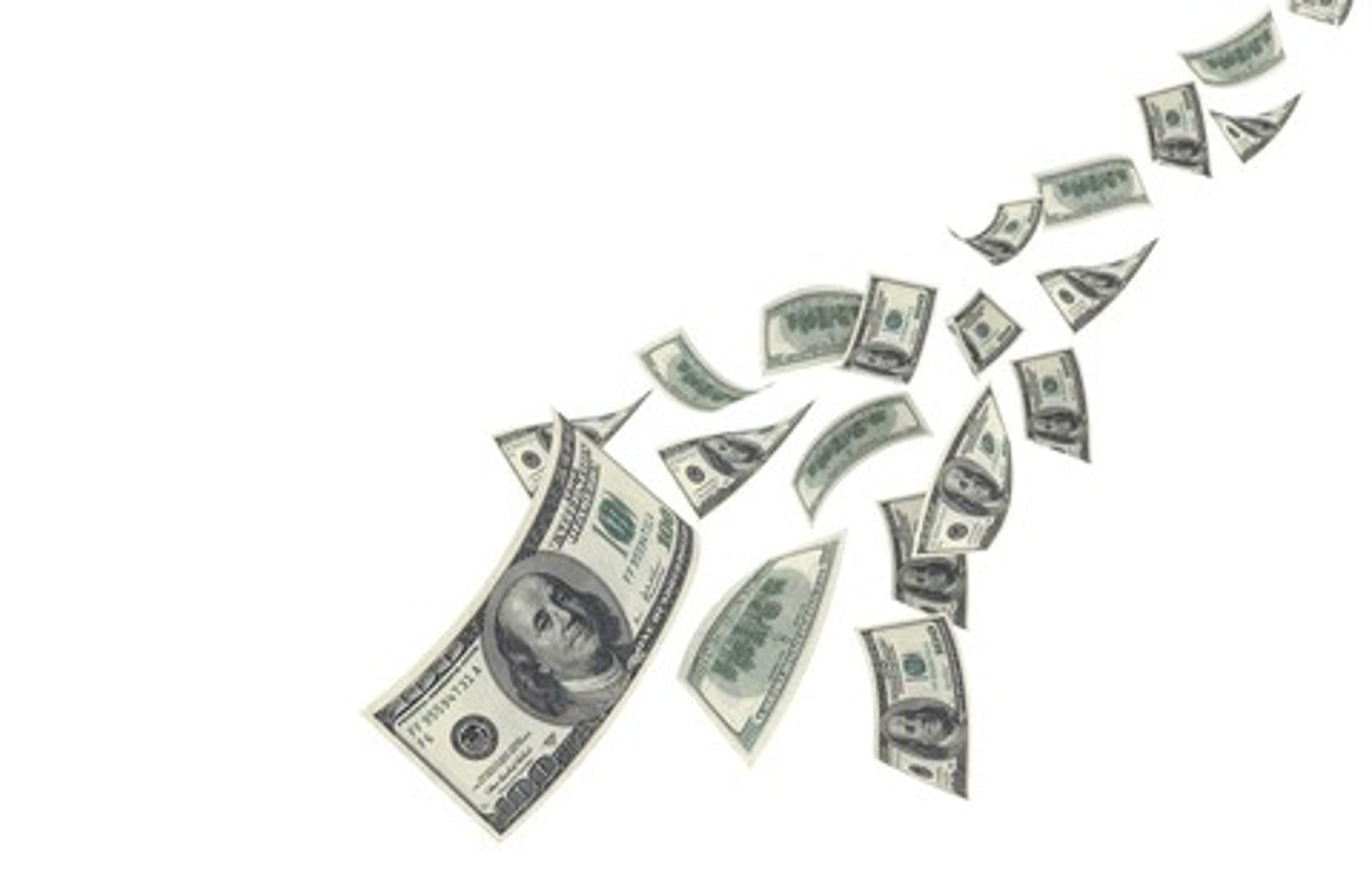 income stream cash flow money hundred bills