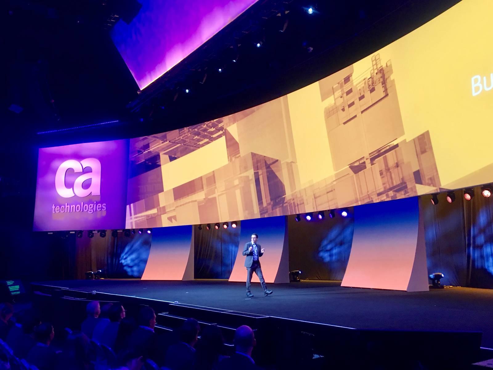A CA Inc. presentation