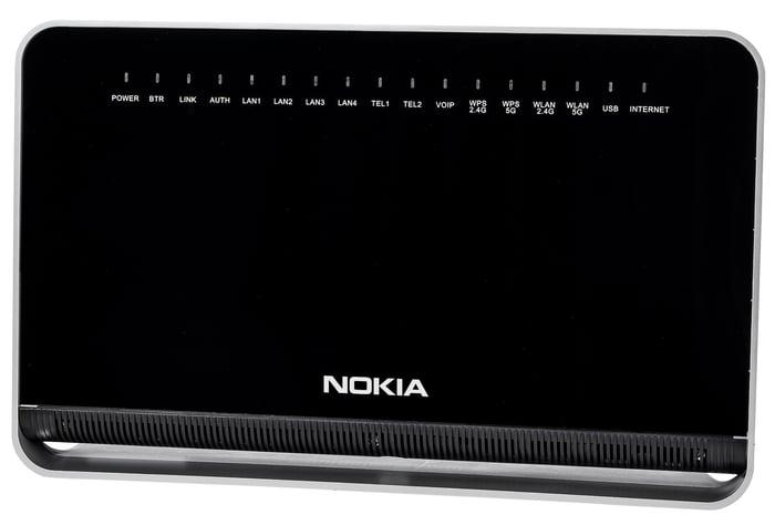 Nokia hardware.