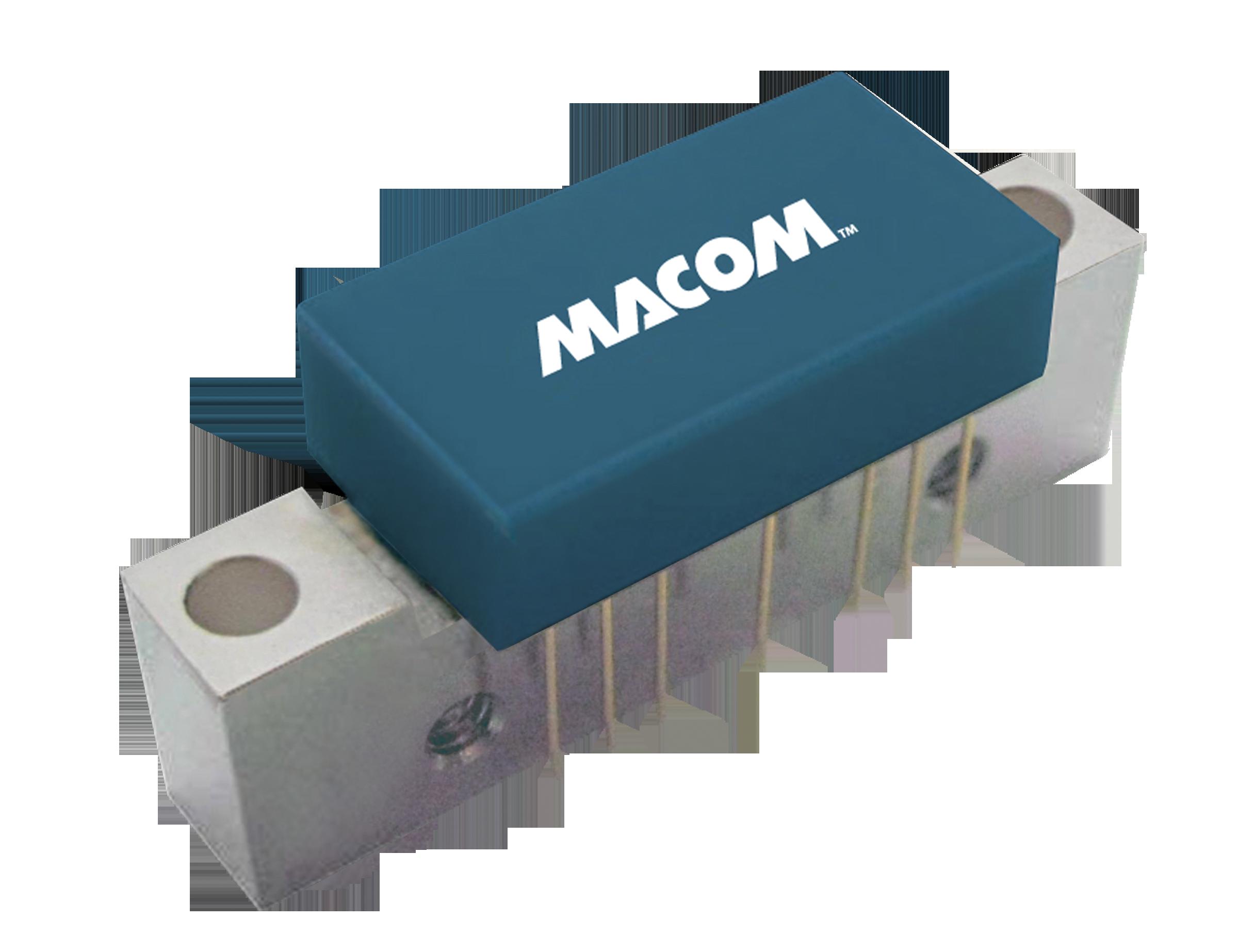A MACOM hybrid amplifier.