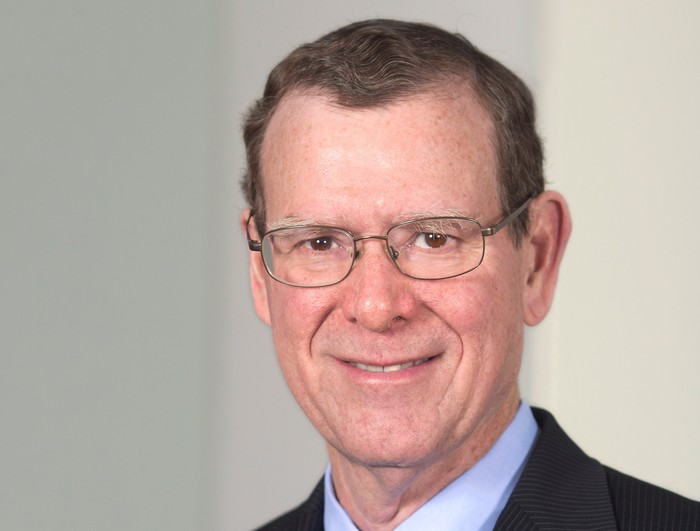 A headshot of John Allison, the former CEO of BB&T.