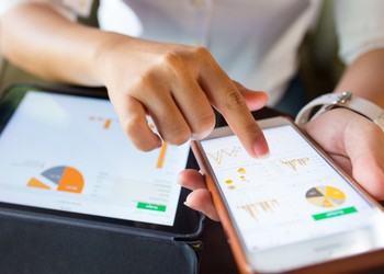 accounting on mobile devices