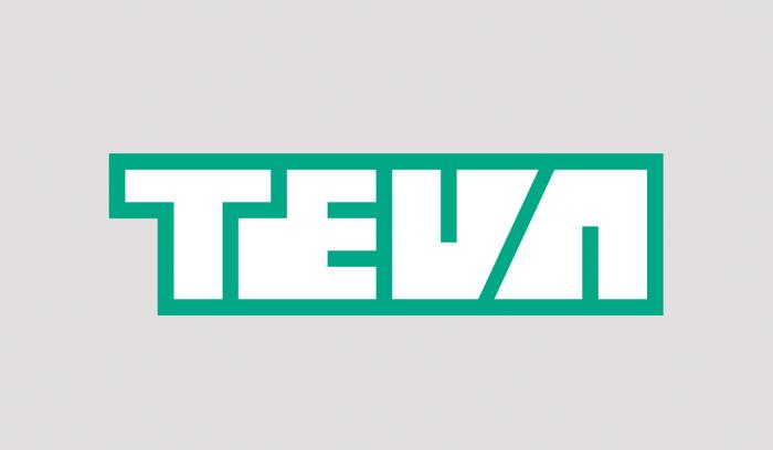 Teva Pharmaceutical Industries logo.