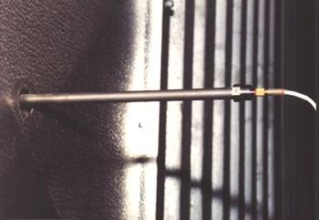 MG leak detector