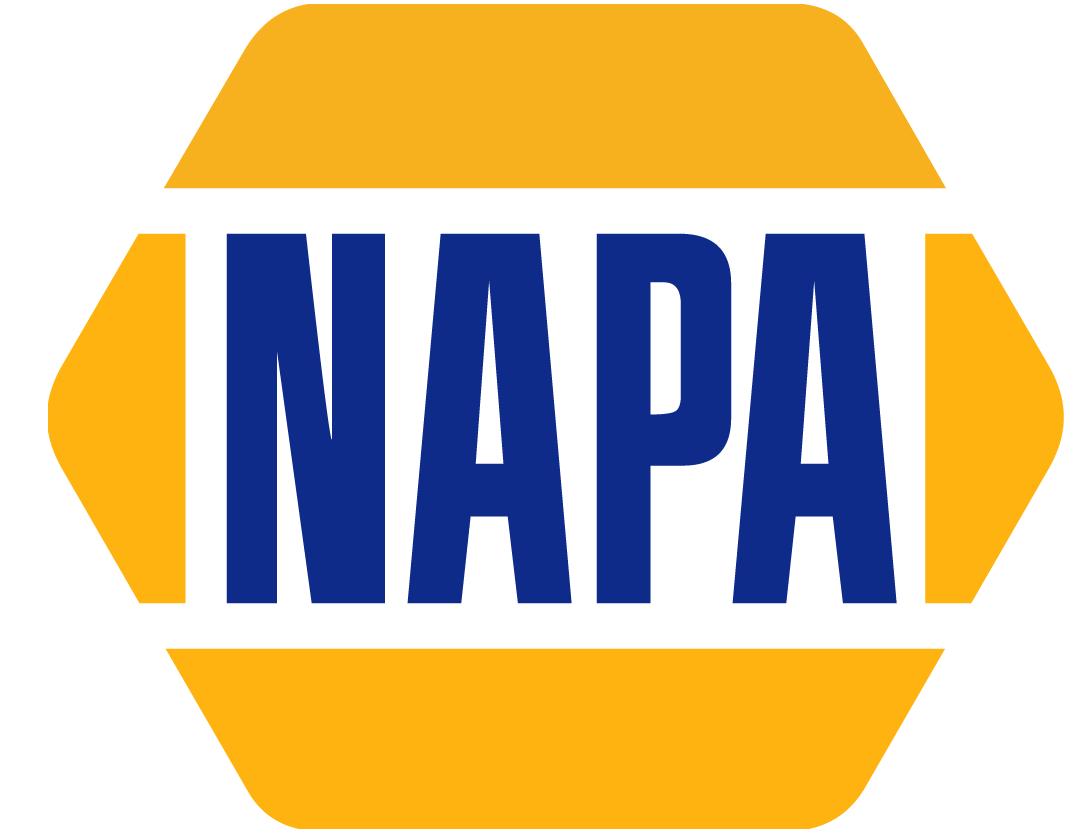 NAPA Auto Parts logo.
