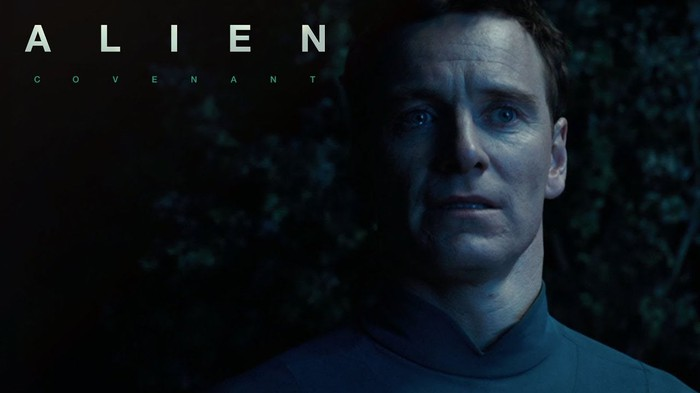 "Actor Michael Fassbender as David in Fox's ""Alien: Covenant."""
