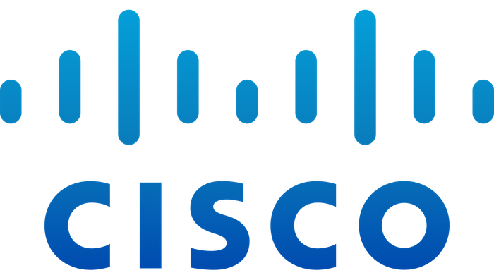The Cisco logo.