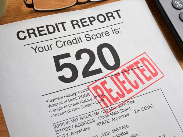 low credit score improve FICO borrowing lender mortgage credit report