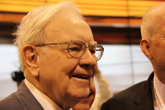 Warren Buffett in profile