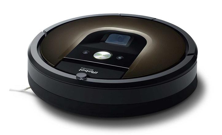 iRobot's Roomba 890