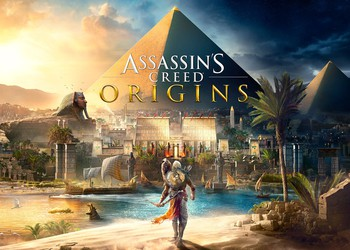 Ubisoft Assassin's Creed Origins box art