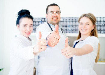 three-doctors-thumbs-up-gesture-getty