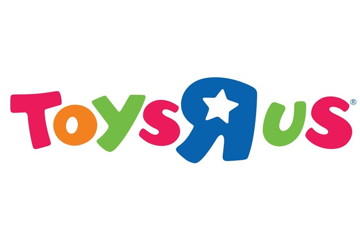"The Toys ""R"" Us logo."