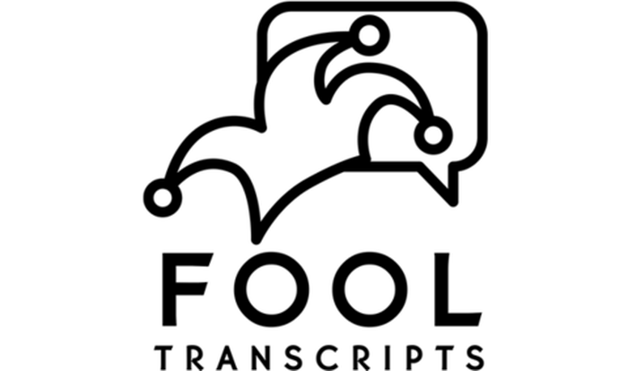 Logo of jester cap with thought bubble with words 'Fool Transcripts' below it