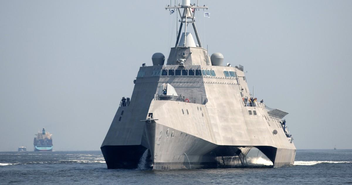 Littoral combat ship