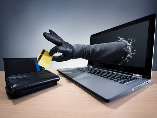 credit card identity theft security privacy scams hacked