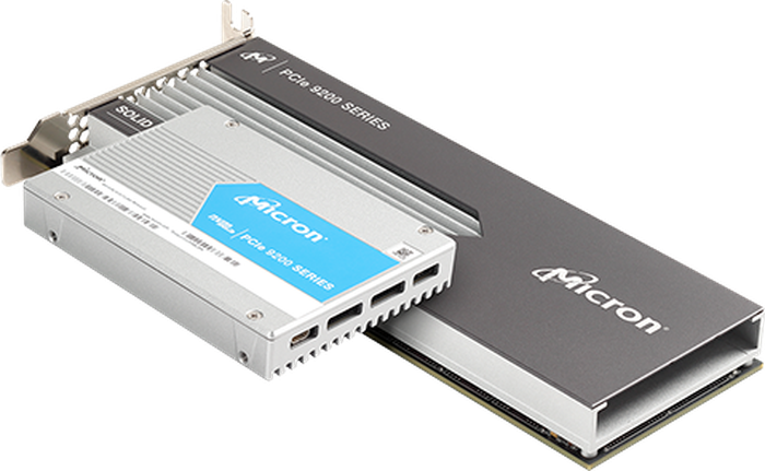 Micron Technology's memory products