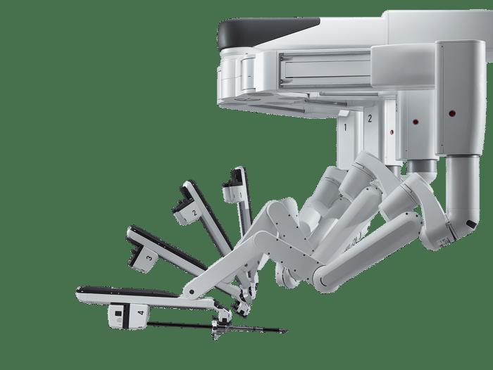 Intuitive Surgical's da Vinci surgical system