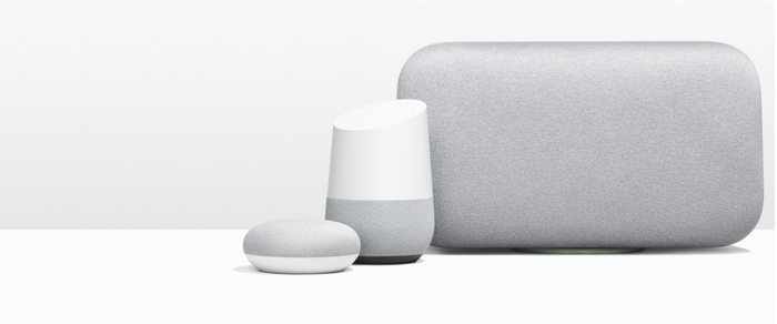 Google Home and Mini devices
